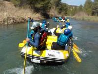 5 razones para regalar un descenso en rafting