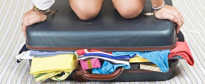 Cómo embalar tus regalos en la maleta