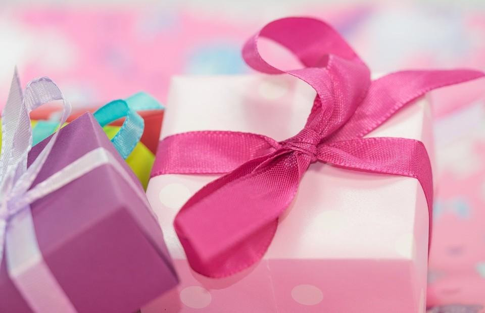 Embalaje para enviar regalos especiales