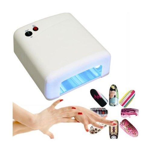 Lámpara UV secador de uñas