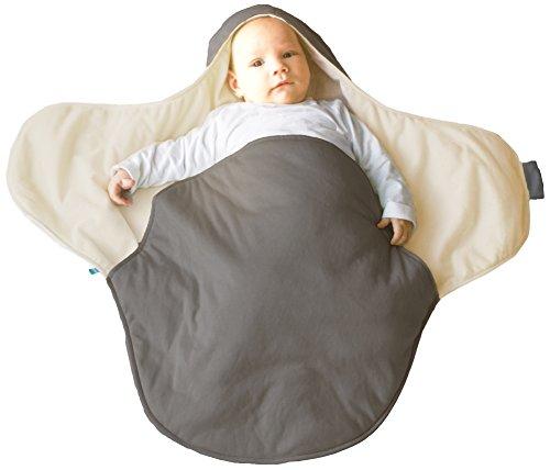 Manta con capucha para bebé