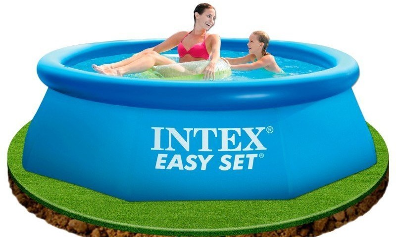Piscina Intex Easy sin Depuradora
