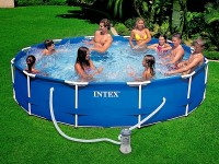 Piscinas desmontables Intex, un regalo ideal para este verano