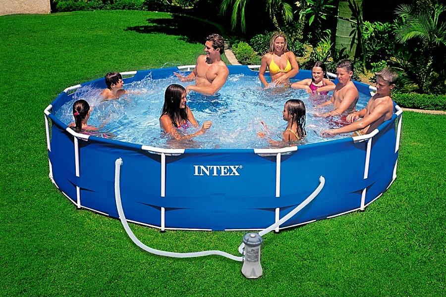 Piscinas desmontables Intex, un regalo ideal para este verano