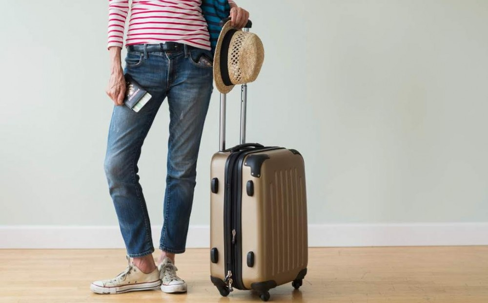 Regalar Maleta de viaje perfecta