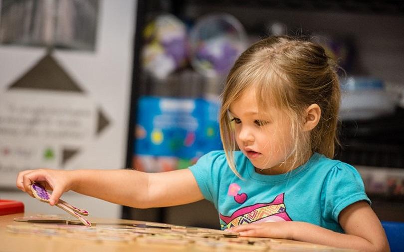 Regalar puzzles a niños