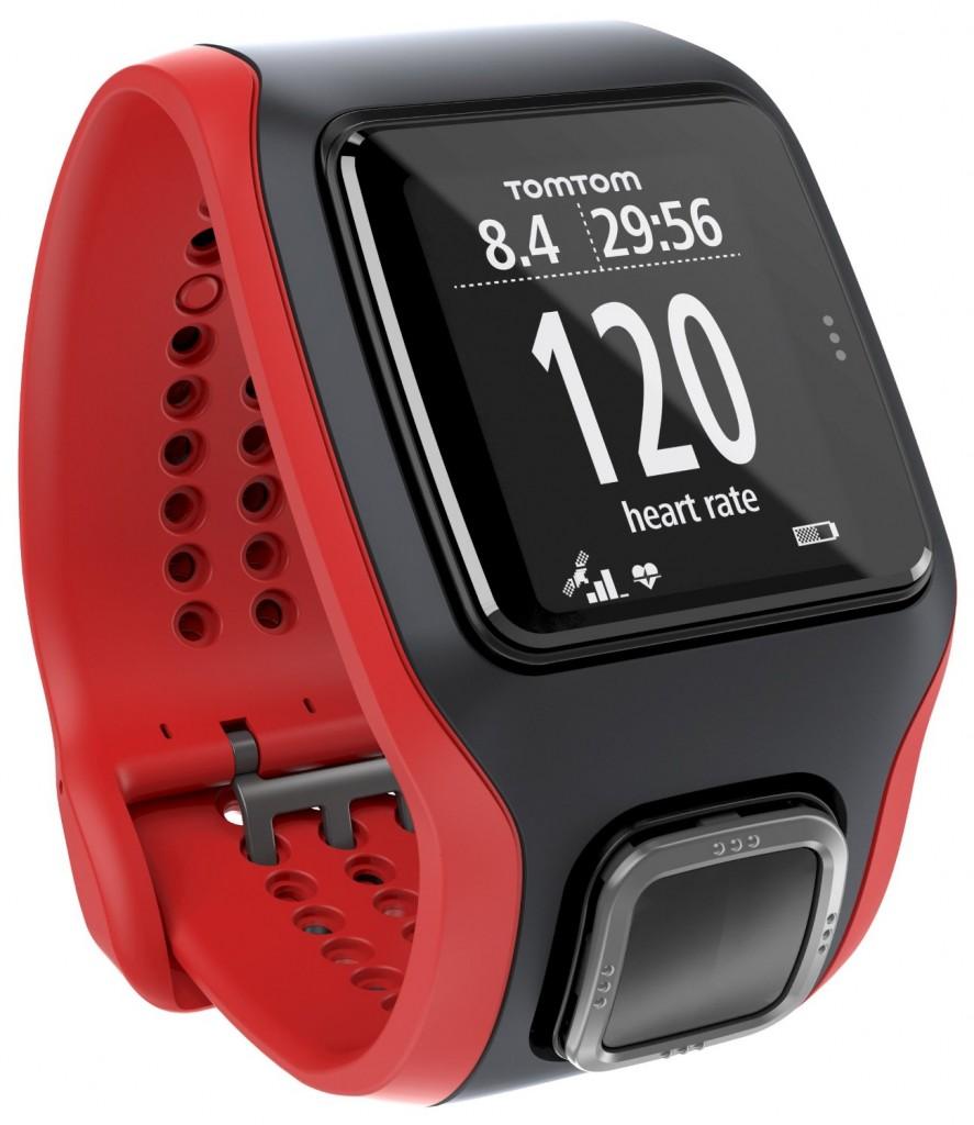 Reloj Multisport Cardio de TomTom