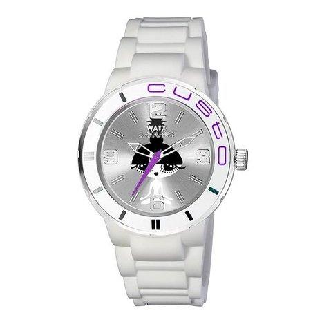 Reloj Watx de mujer en color gris