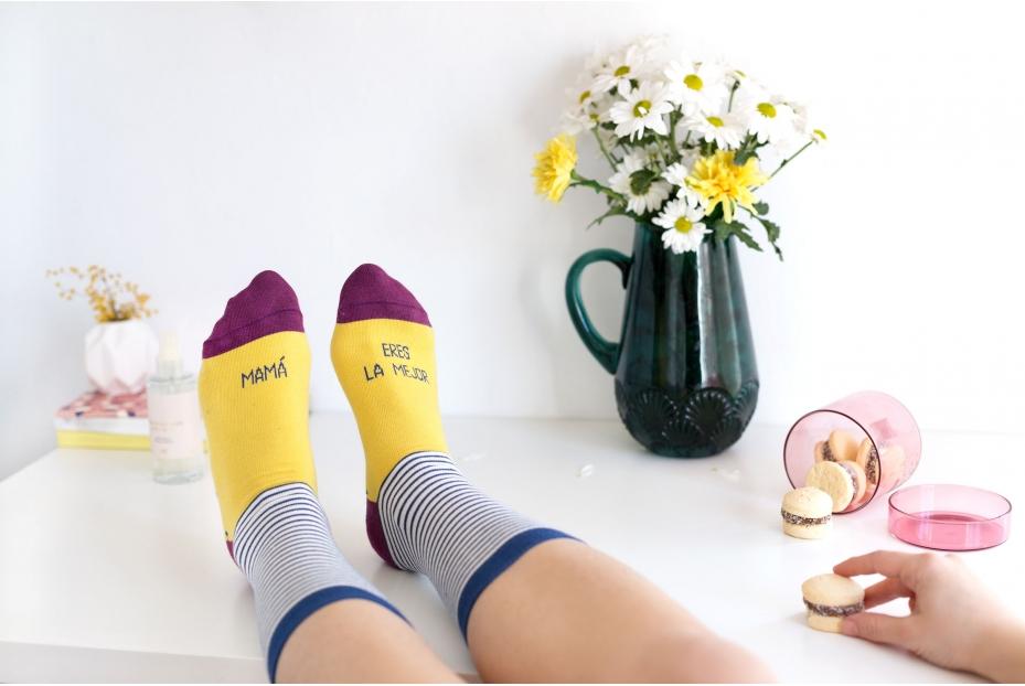 Calcetines para el día de la madre