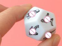 Dados eróticos, el regalo más divertido para parejas