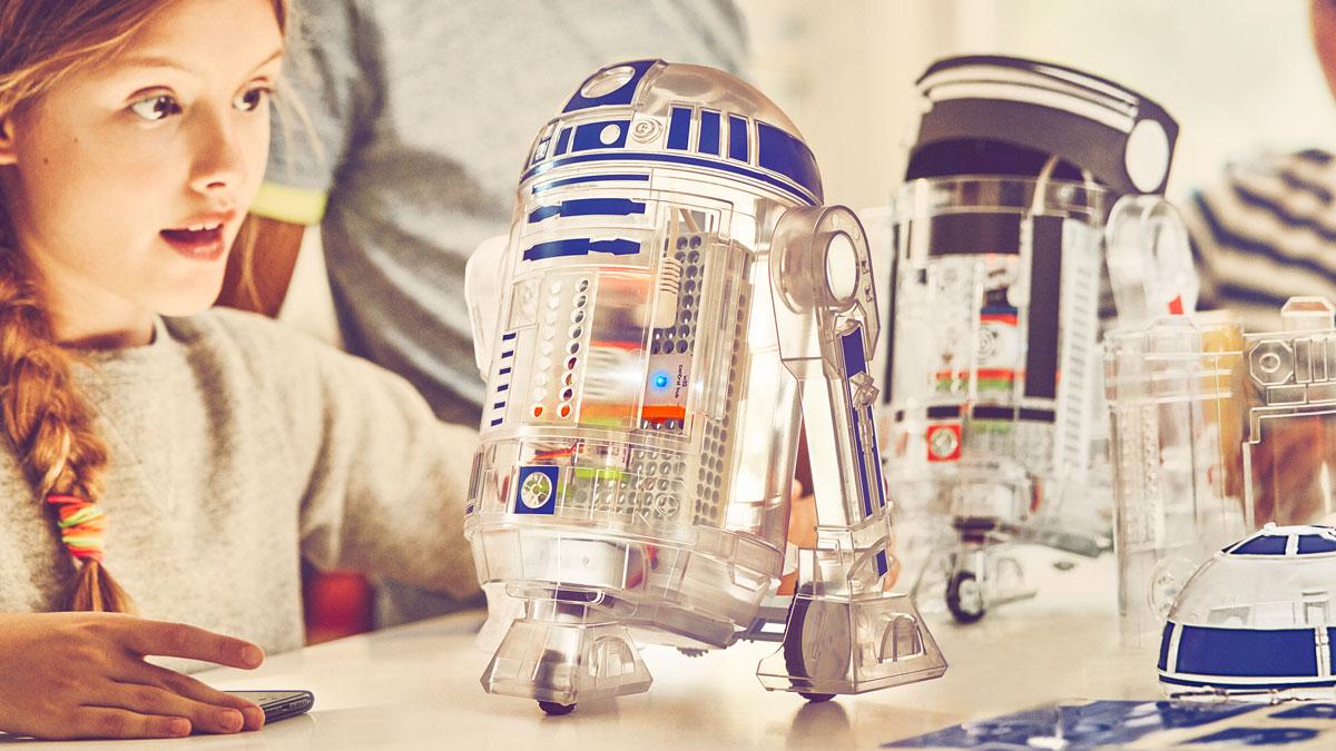Kit Star wars Droid Inventor