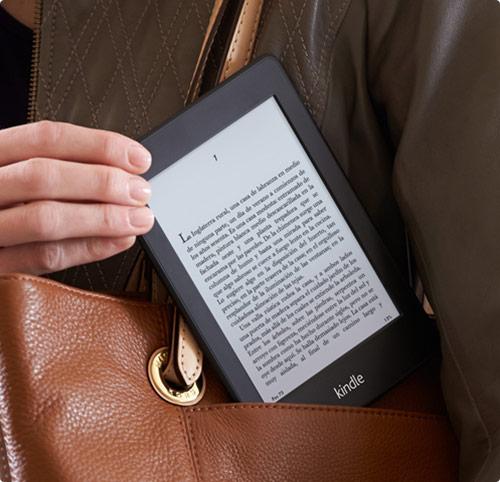 Dispositivo para la lectura Kindle PaperWhite