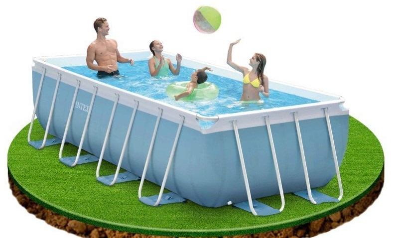 Piscina Intex Prisma Frame