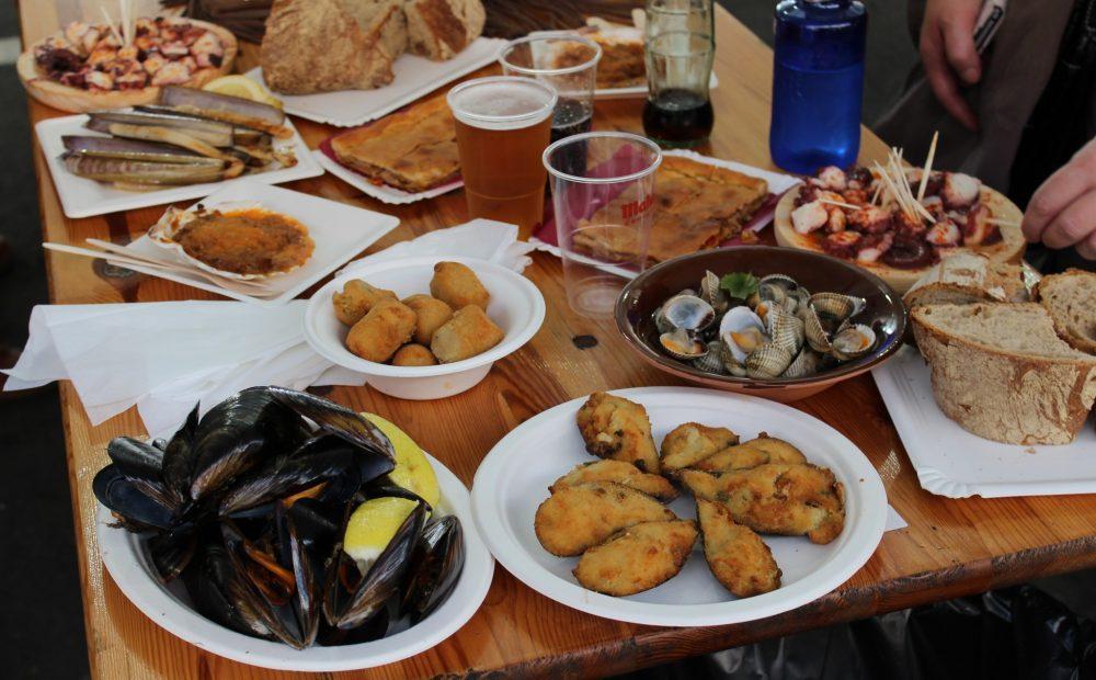 Las 10 mejores rutas gastronómicas por España que puedes regalar