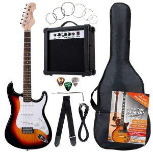 Pack regalo para guitarristas de 7 piezas