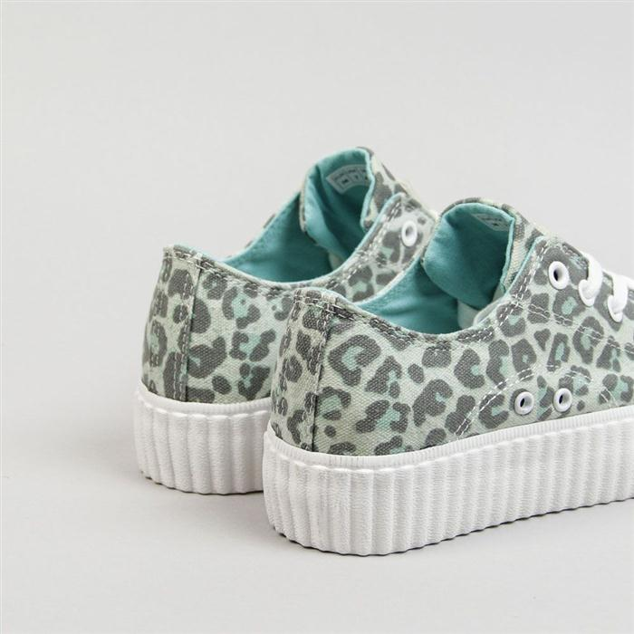 Zapatillas Britney con Print animal
